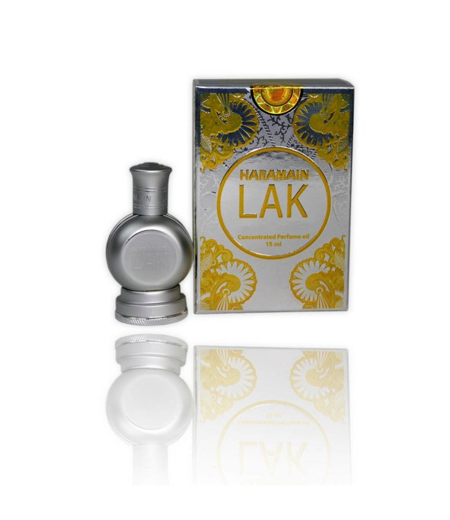 Al Haramain Konzentriertes Parfümöl Lak - Parfüm ohne Alkohol