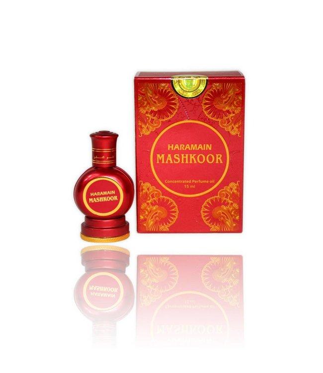 Al Haramain Concentrated Perfume Oil Mashkoor - Perfume free from alcohol