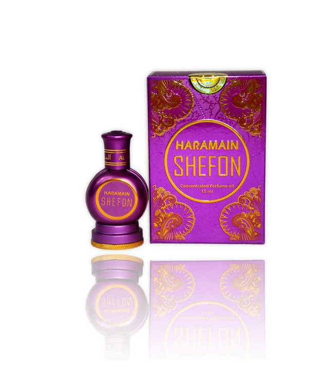 Al Haramain Concentrated Perfume Oil Shefon - Perfume free from alcohol