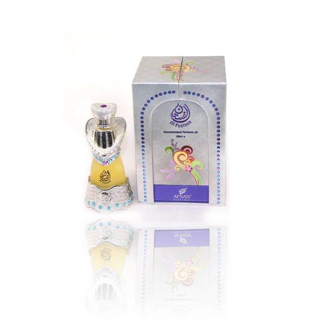Afnan Perfume Oil Al Fustan Silver 28ml