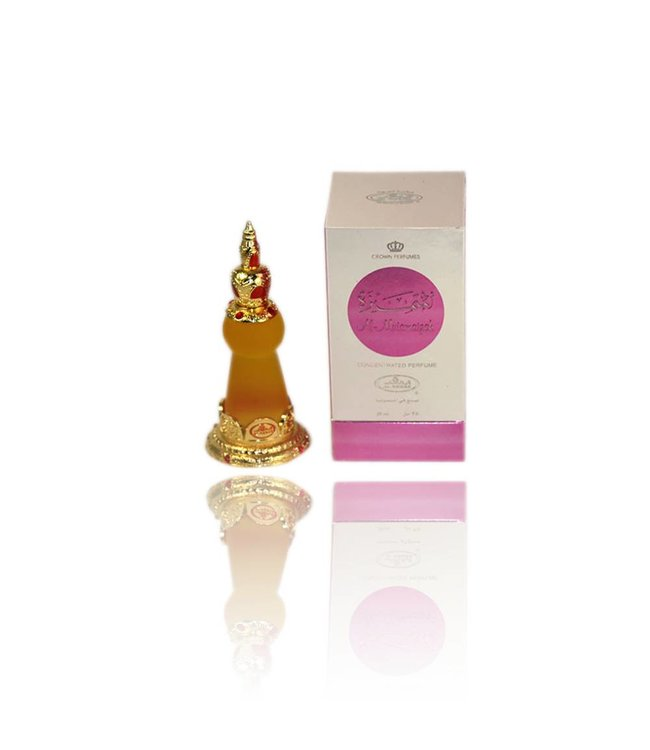 Al Rehab  Concentrated Perfume Oil Al Mutamaizah - Perfume free from alcohol