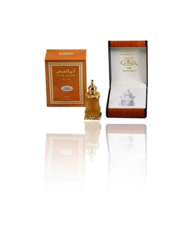 Al Rehab  Concentrated Perfume Oil Amasy - Perfume free from alcohol