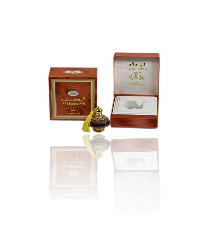 Al Rehab  Concentrated Perfume Oil Al Waseefah - Perfume free from alcohol