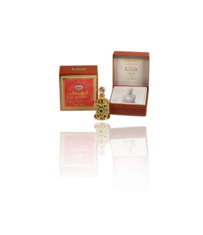 Al Rehab  Concentrated Perfume Oil Al Hanouf - Perfume free from alcohol