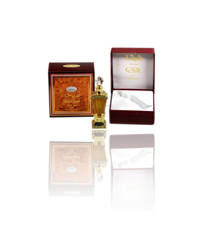 Al Rehab  Concentrated Perfume Oil Shaikhah - Perfume free from alcohol