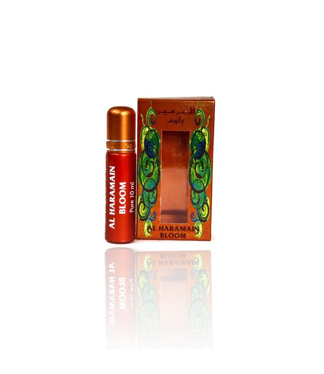 Al Haramain Concentrated Perfume Oil Bloom - Perfume free from alcohol
