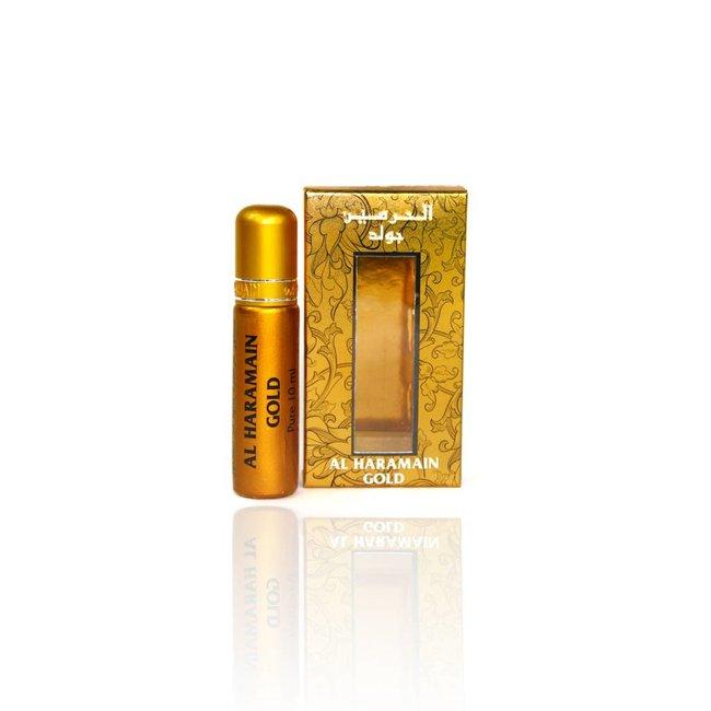 Al Haramain Gold perfume oil by Al Haramain 10ml