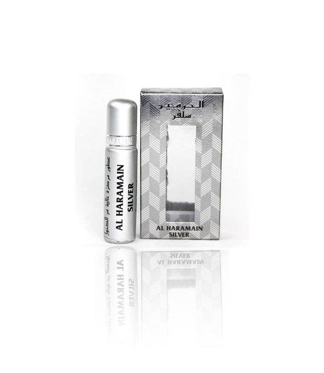 Al Haramain Parfüm Silver - Parfümöl ohne Alkohol 10ml
