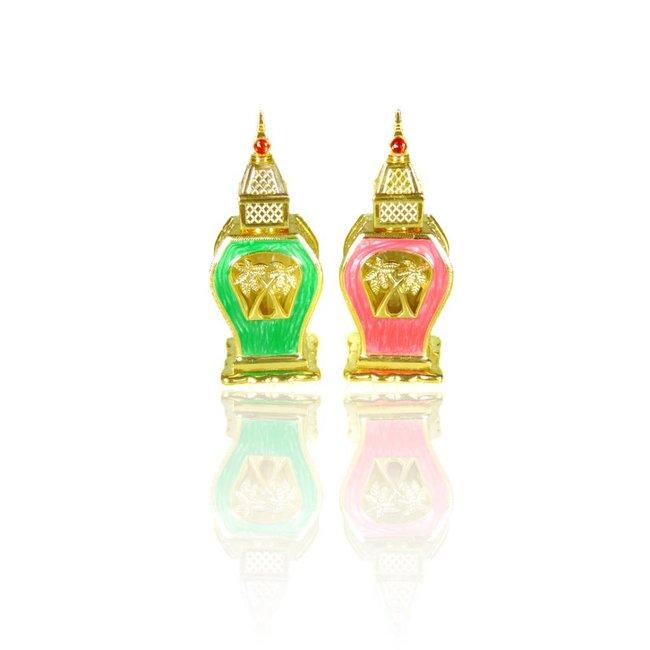 Perfume Bottle Palm