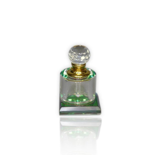 Perfume bottle crystal perfume bottle