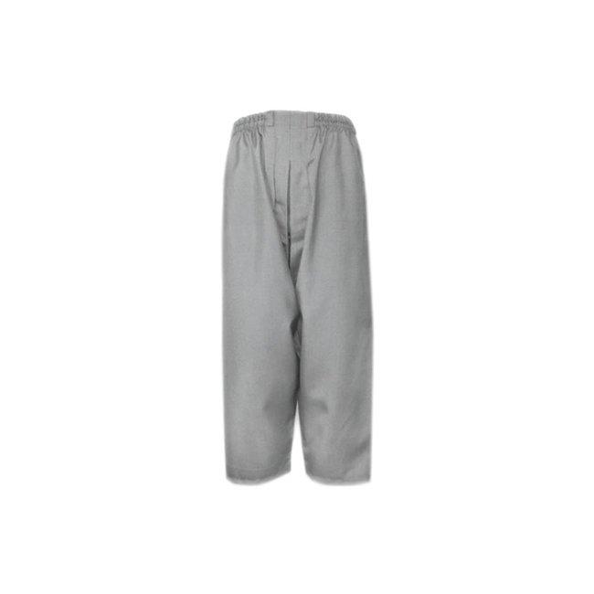 Islamic Sunnah pants in heather gray: