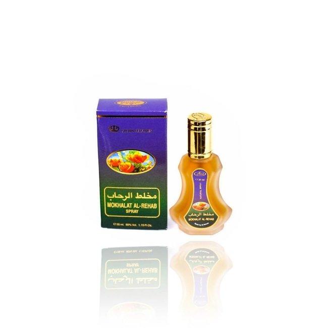 Al Rehab  Mokhalat Al-Rehab Eau de Parfum 35ml Al Rehab Vaporisateur/Spray