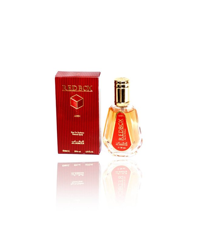 Al Rehab  Redbox Eau de Parfum 35ml by Al Rehab Vaporisateur/Spray