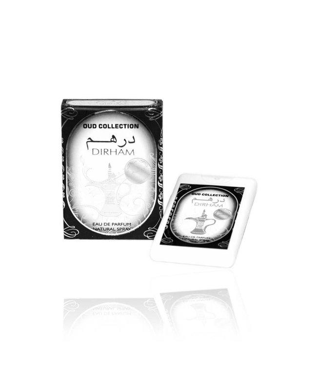 Ard Al Zaafaran Perfumes  Dirham Pocket Spray by Ard Al Zaafaran 20ml