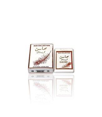 Ard Al Zaafaran Perfumes  Mahasin Crystal Pocket Spray 20ml