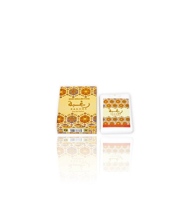 Perfume Raghba Pocket Spray 20ml by Lattafa