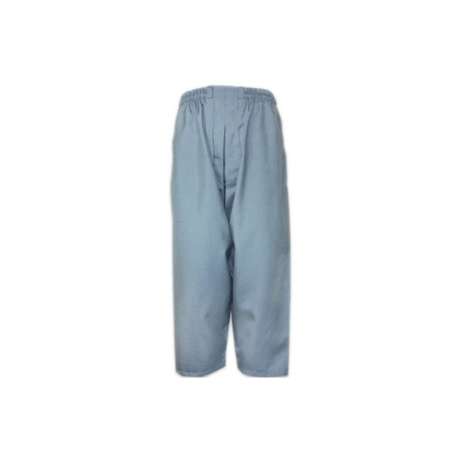 Islamic Sunnah pants in gray-blue