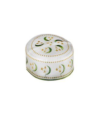 Omani cap with embroidery / Gr. M (54)
