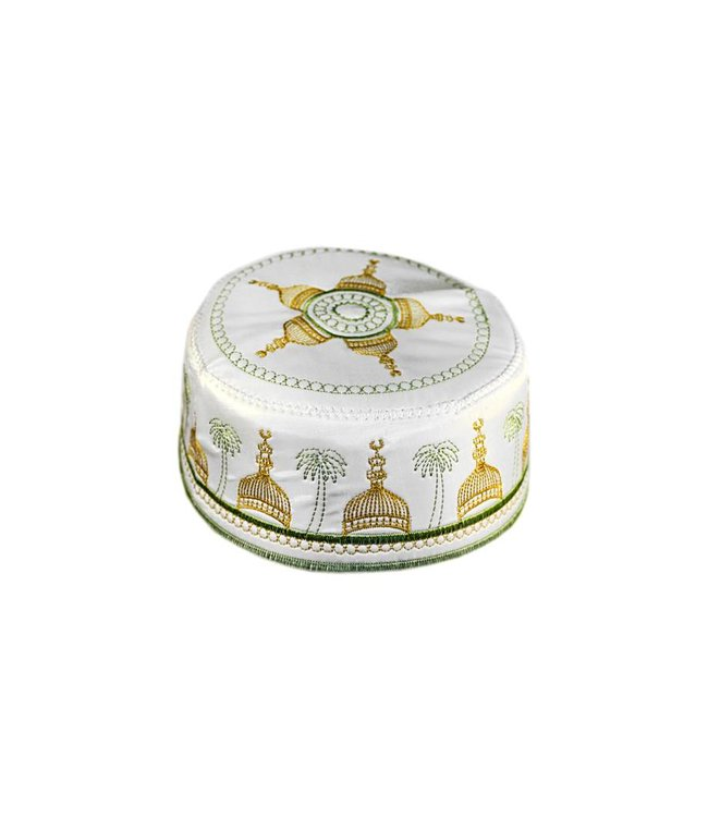 Omani cap with embroidery / Gr. Size S(52)