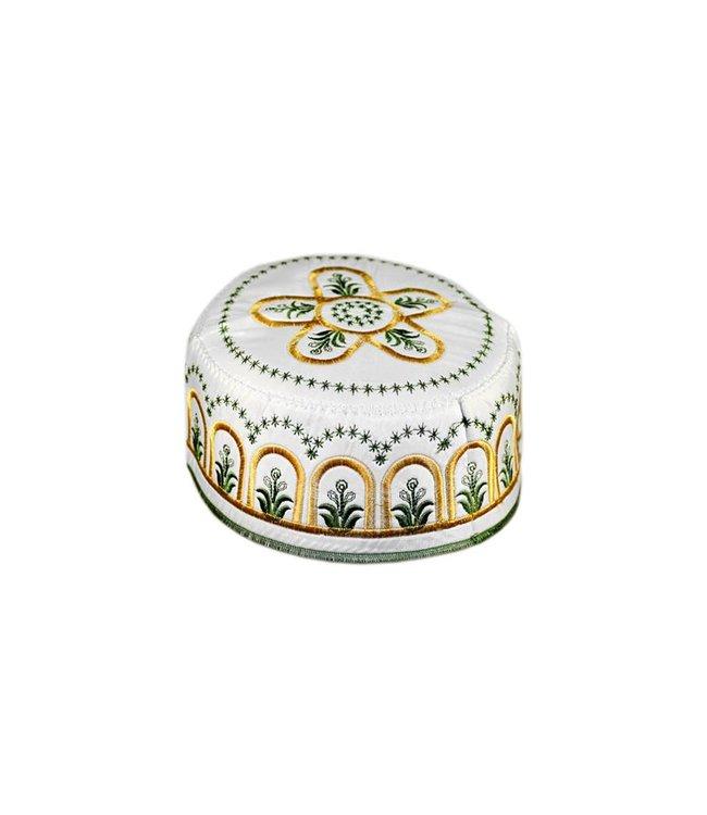 Omani Mütze mit Stickerei