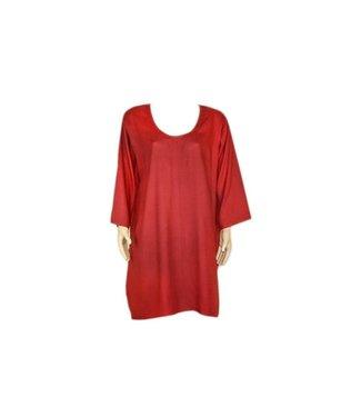 Unterkleid-Shameez - Rot