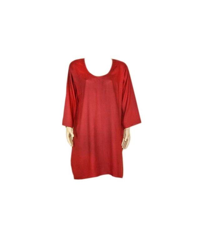 Petticoat Shameez for Salwar Kameez - Red