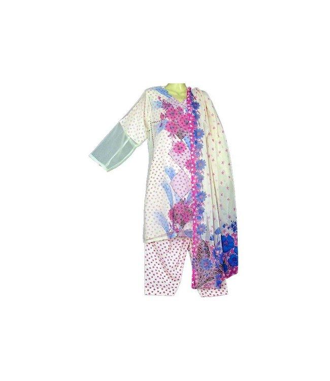 Salwar Kameez Ladies - Rania Pink