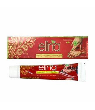 Elina - Rote Henna-Paste (30g)