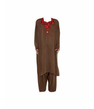 Jabador, Takem - Braun Sindhi Style