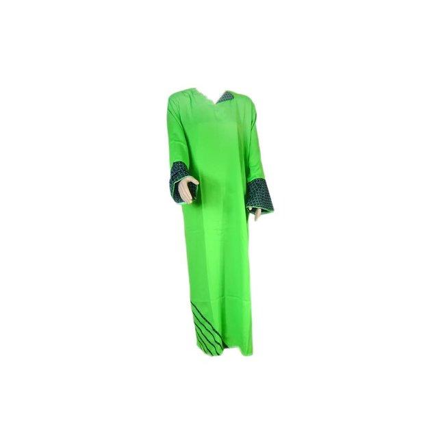 Arabian Dress in Green