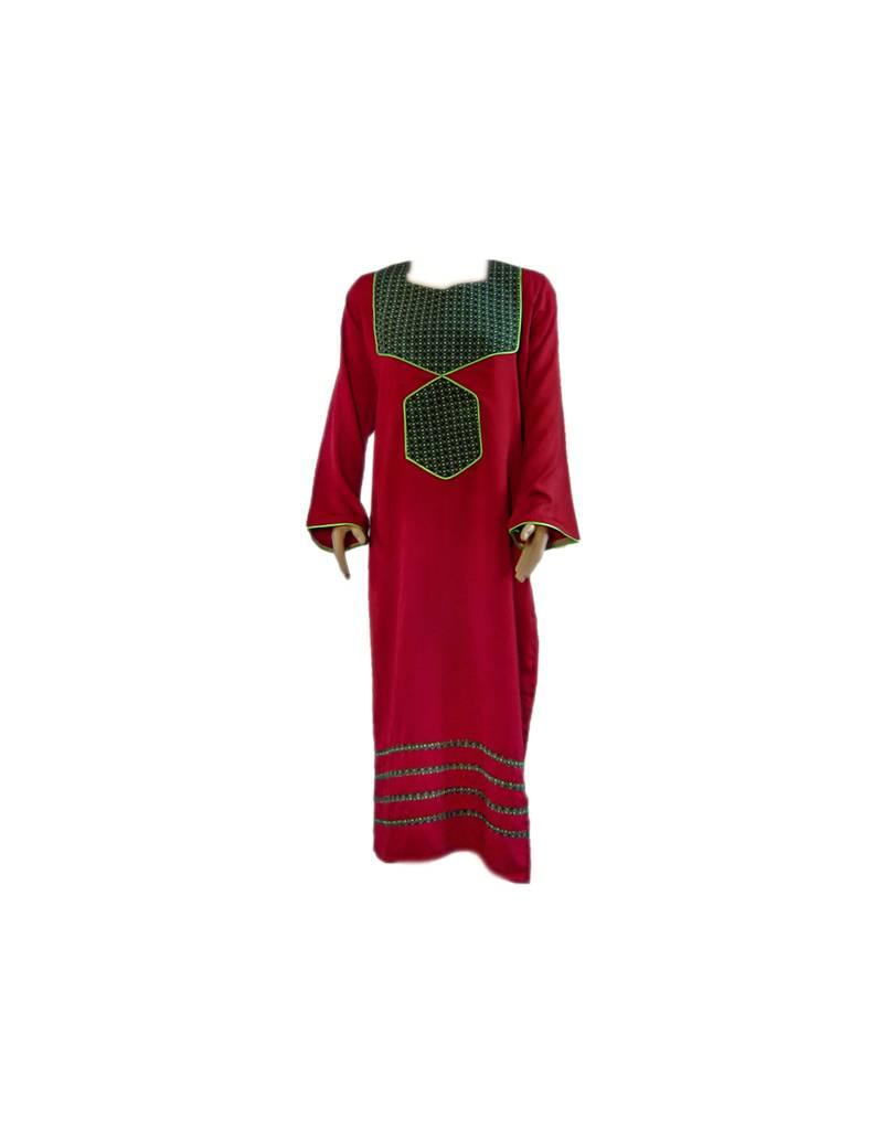 kaftan jilbab arabisches kleid frauen