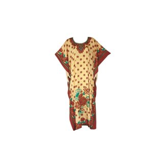 Arabian dress with scarf - Short Sleeve