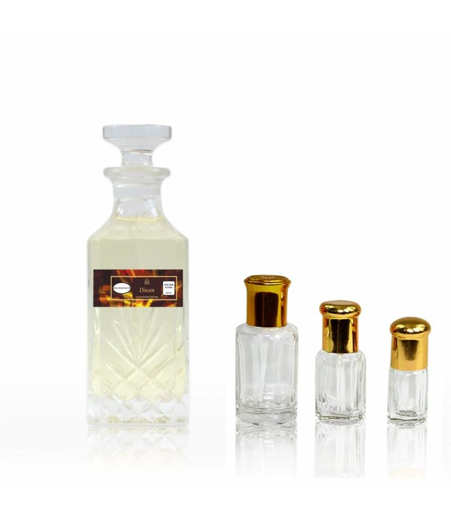 Perfume oil Diwan