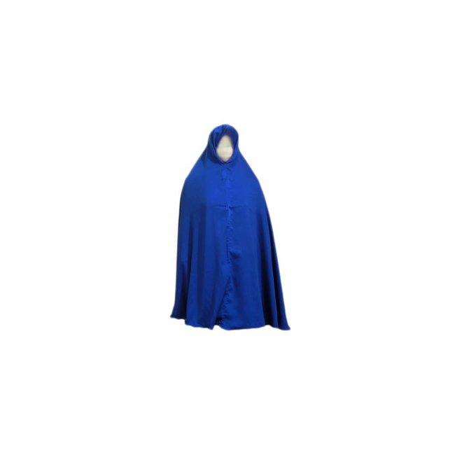 Großer Khimar in Blau