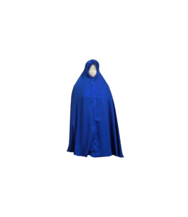 Big khimar hijab in Blue