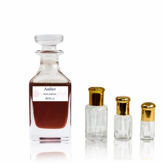 Swiss Arabian Perfume Oil Amber by Swiss Arabian