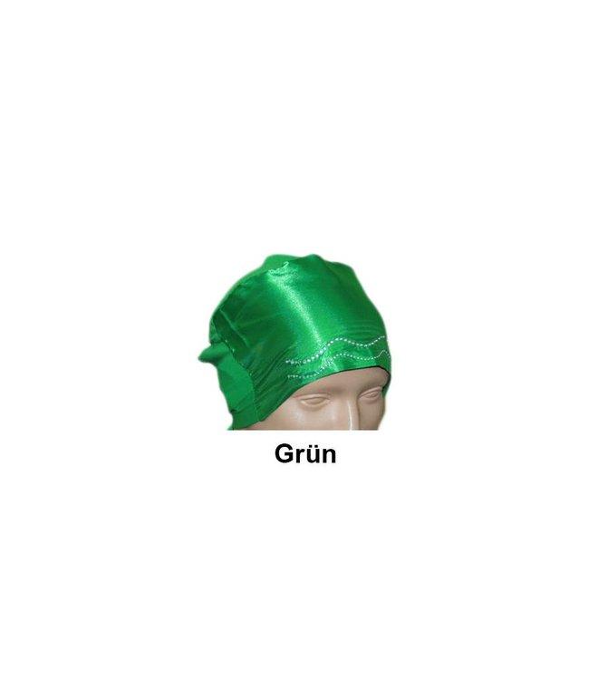 Satin Rhinestone Bone - Various colors