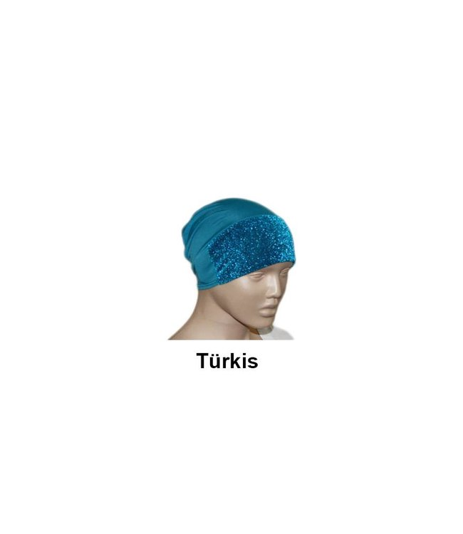 Glitter Under headscarf Bone - In various colors