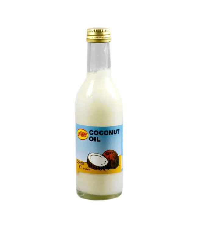 KTC Pure coconut oil for skin and hair of KTC (250ml)