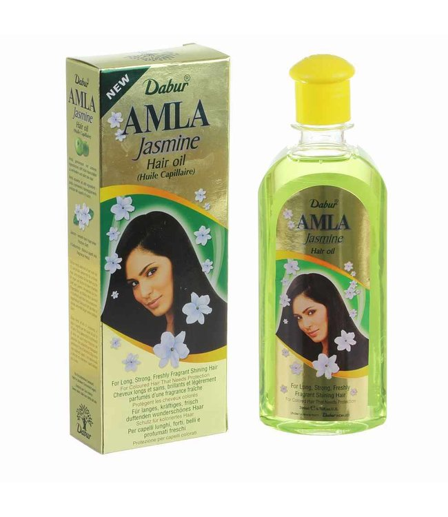 Dabur Dabur Amla Haaröl Mit Jasmin - Pflegendes Haaröl