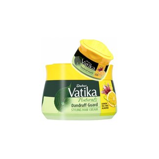 Vatika Vatika Anti Dandruff Hair Cream with Lemon (140ml)