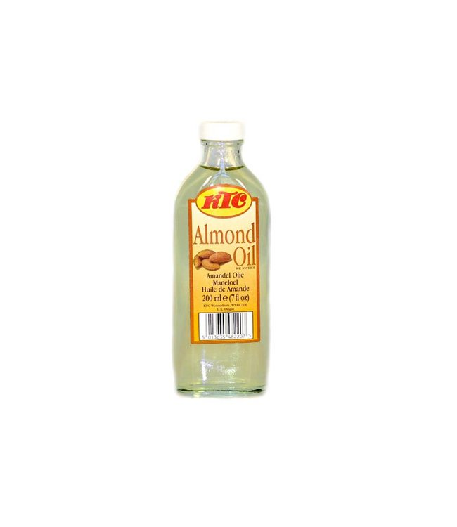 KTC Pure almond oil KTC for skin and hair care