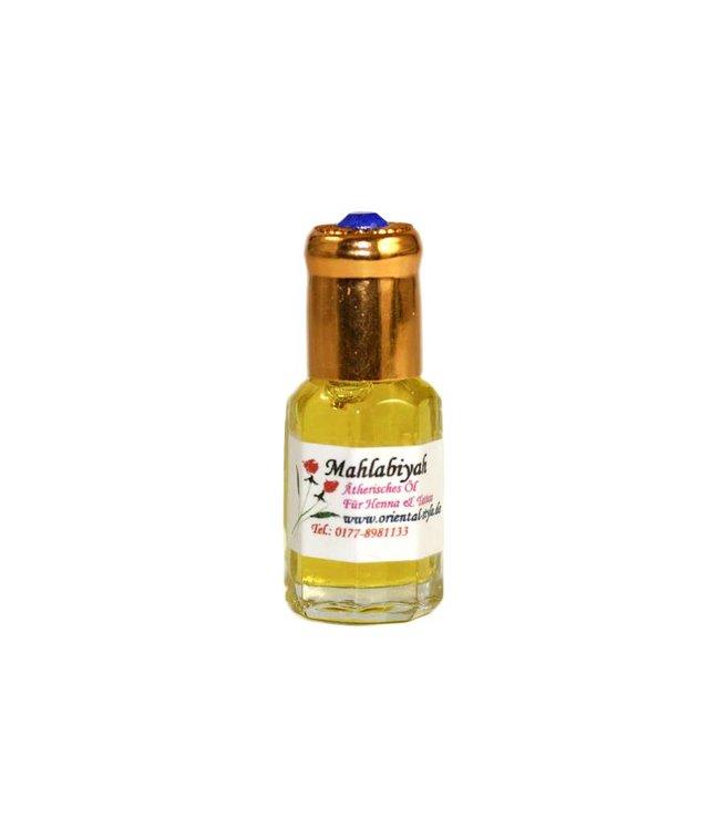 Mahlabiyah - Essential Henna oil for henna tattoos (6ml)