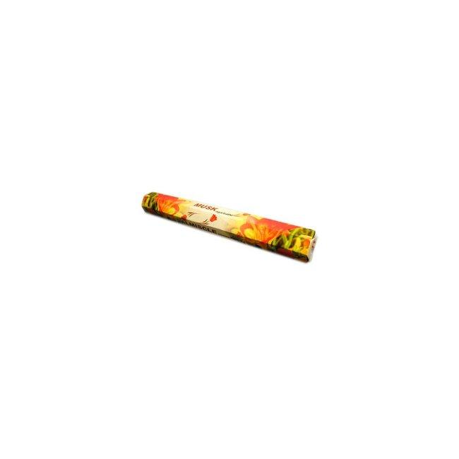 Dhawal Incense Räucherstäbchen Musk (20g)