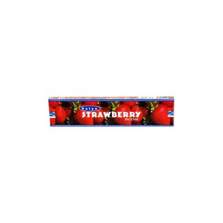 Goloka Incense sticks Satya Sai Baba Satya Sai Baba Strawberry (20g)