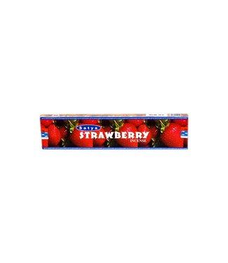 Goloka Incense sticks Satya Sai Baba Satya Sai Baba Strawberry (20g)