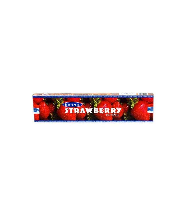 Goloka Incense sticks Satya Sai Baba Strawberry (20g)