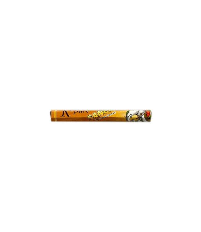 Incense sticks with sandal scent (20g)