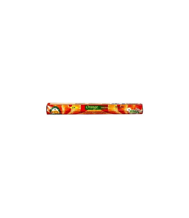 GR Incense Incense sticks Orange Scent (20g)