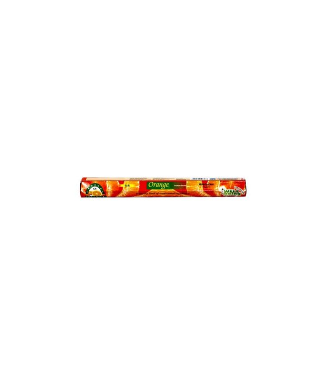 GR Incense Räucherstäbchen mit Orangenduft (20g)